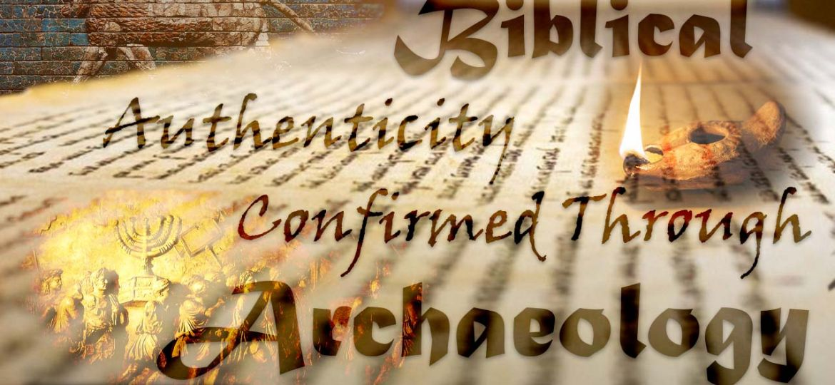 Thumb-Biblical Authenticity Confirmed Through Archaeology (1)