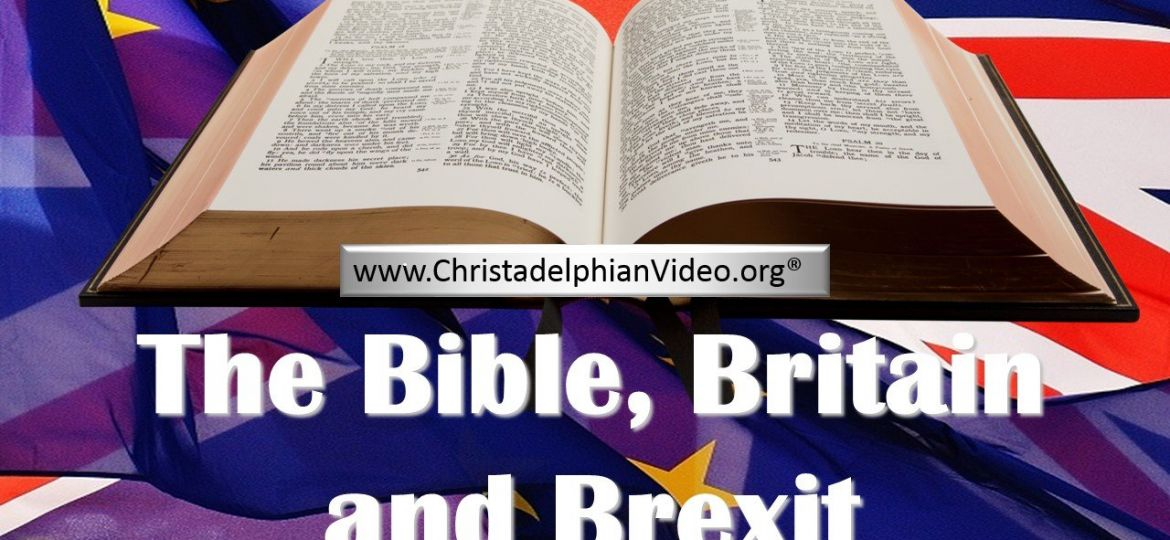 The Bible, Britain and Brexit