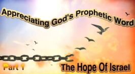 Appreciating God's Prophetic Word: 6 Videos Aimed at Young People Bible Study Series