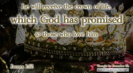 """Daily Readings & Thought for December 7th. """"WHICH GOD HAS PROMISED TO THOSE WHO ..."""""""