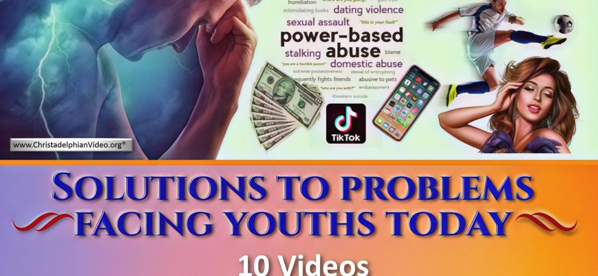 Master - Problems facing youths today